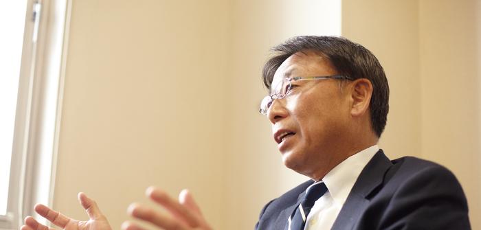 長島観光開発株式会社対談の様子